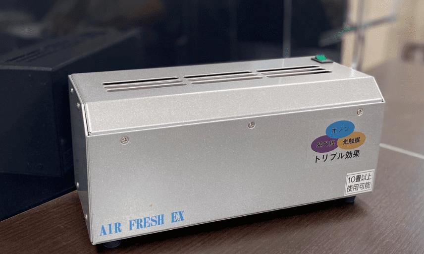 オゾン発生装置の画像
