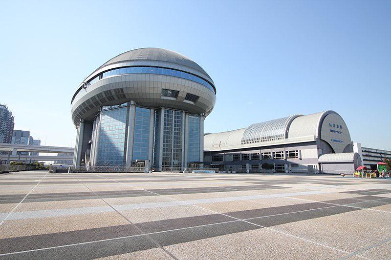江東区有明スポーツセンター様の画像