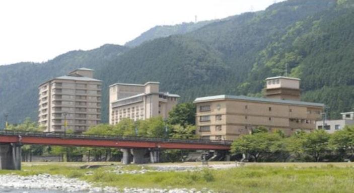 某大型温泉旅館の画像