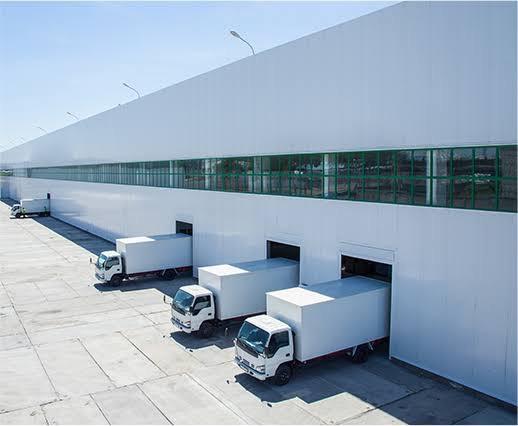 三井物産グローバルロジスティクス本牧流通センター様の画像
