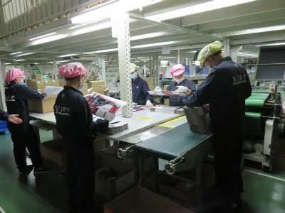 設楽印刷(株)第二工場様の画像
