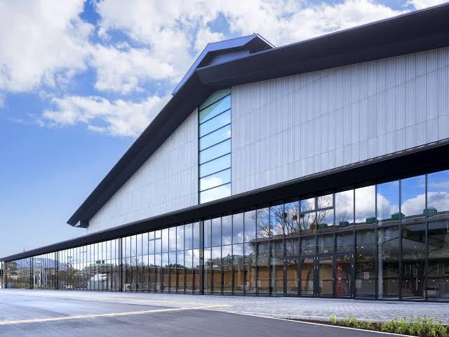 松江市総合体育館様の画像