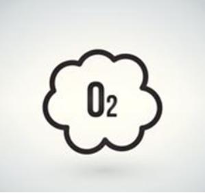酸素のイメージ画像