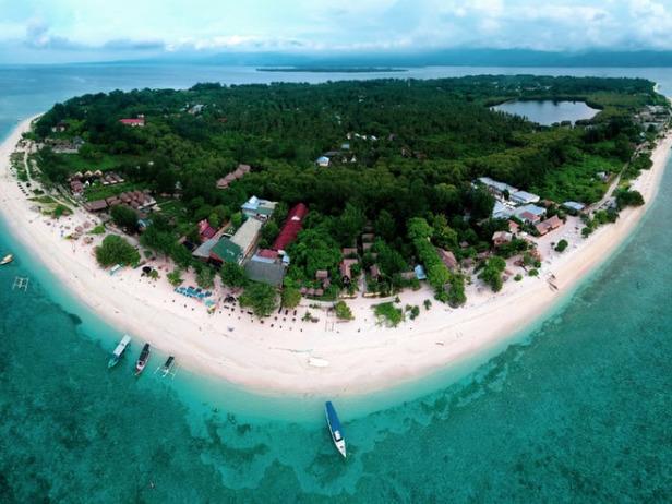 温暖化による海面上昇に直面する島国